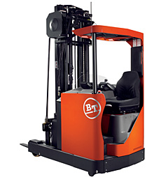 Reach Forklift Truck Training